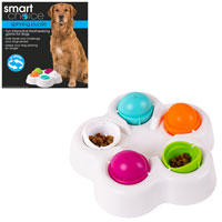 Spinning Puzzle Dog Treat Game
