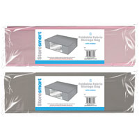 Foldable Storage Bag With Pocket