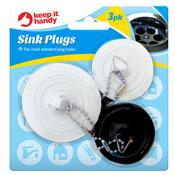 Sink Plugs 3 Pack