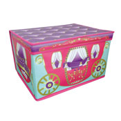 Princess Carriage Design Jumbo Storage Chest