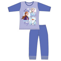 Girls Older Official Frozen 2 Magic Pyjamas