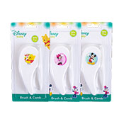 Official Disney Baby Brush Comb Set