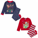 Infant Christmas Printer Pyjama Set Assorted