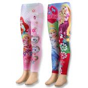 Girls Disney Princess Leggingss