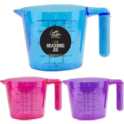 1 Litre Measuring Transparent Jug