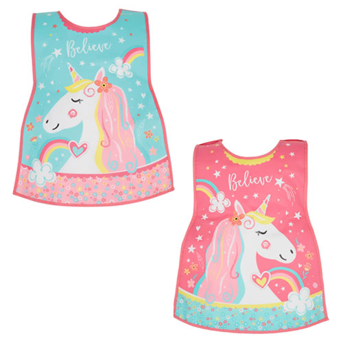 Kids Unicorn Peva Tabard