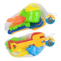 5 Piece Beach Toy Set