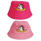 Childrens Rainbow Unicorn Bucket Hat
