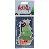 Festive Feline Cinnamon Spice Air Freshener