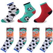 Football Design Kids Novelty Socks