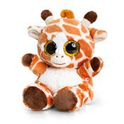 15cm Animotsu Giraffe Soft Toy