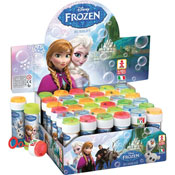 Disney Frozen Novelty Soap Bubbles