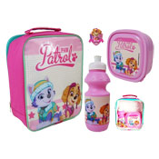 Paw Patrol Skye/Eve Lunch Bag Set 3 Piece