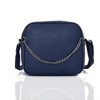 Katherine Cross Body Bag Navy Blue