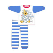 Baby Boys Winnie The Pooh Snuggle Fit PJs