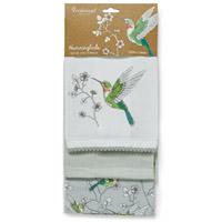 Hummingbirds 3 Pack Tea Towels