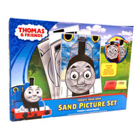 Official Thomas And Friends Sand Picture Set