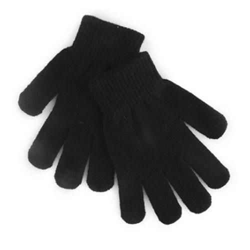 Kids Thermal Magic Gloves Black