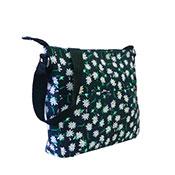 Daisy Crossbody Bag Black