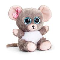 15cm Animotsu Mouse Soft Toy
