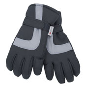 Childrens Thinsulate Polar Gloves With Cuff Adjuster