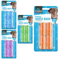 Dog Poo Bags 60 Pack