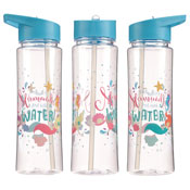 Enchanted Seas Mermaid Water Bottle