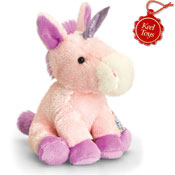 Pippins Unicorn Cuddly Soft Toy