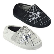 Boys Spider Web Slipper
