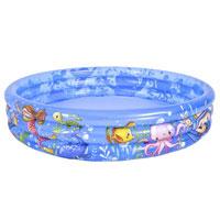 Sea World 3 Ring Paddling Pool