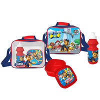Official Paw Patrol Lunch Bag Set 3 Piece