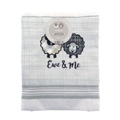 Ewe & Me To Bake Cotton Apron
