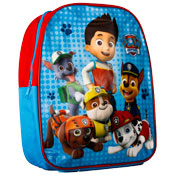 Boys Paw Patrol Junior Backpack