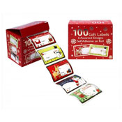 100 Cute Christmas Gift Labels