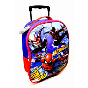 Spiderman Deluxe Trolley Bag