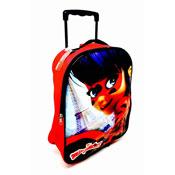 Miraculous Ladybug Deluxe Trolley Bag