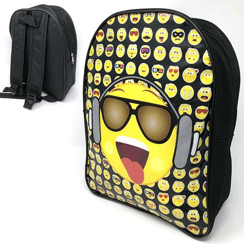 Emoji Design Junior Backpack