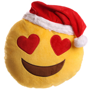 Christmas Plush Love Cushion