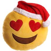 Christmas Plush Love Cushion