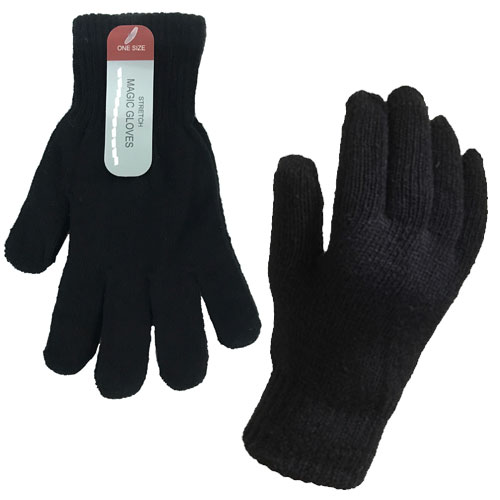 Black Magic Gloves One Size