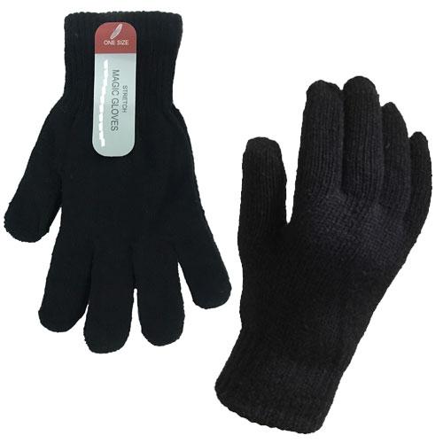 Black Magic Gloves One Size