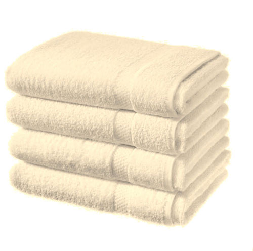 Luxury Cotton Bath Sheet Cream