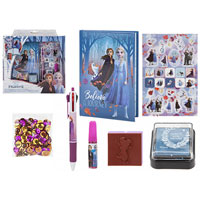Official Frozen 2 Decorate Diary Box Set
