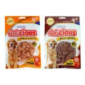 Chicken & Beef Bites Dog Treats