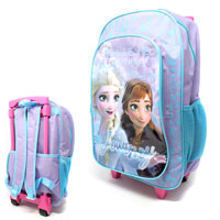 Official Frozen 2 Deluxe Trolley Backpack