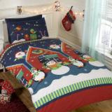 Toddler Christmas Duvet Set Santas Grotto