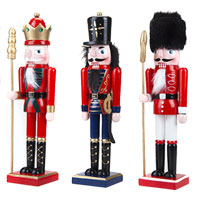 Classic Nutcracker Decorations 8 Inch