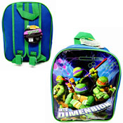 Teenage Mutant Ninja Turtles Junior Backpack Carton Price