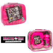 3 Piece Monster High Lunch Bag Set
