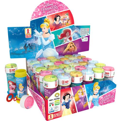 Disney Princess Novelty Soap Bubbles